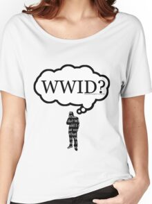 What Would I Do? Women's Relaxed Fit T-Shirt