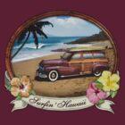 Surfin' Hawaii by aura2000