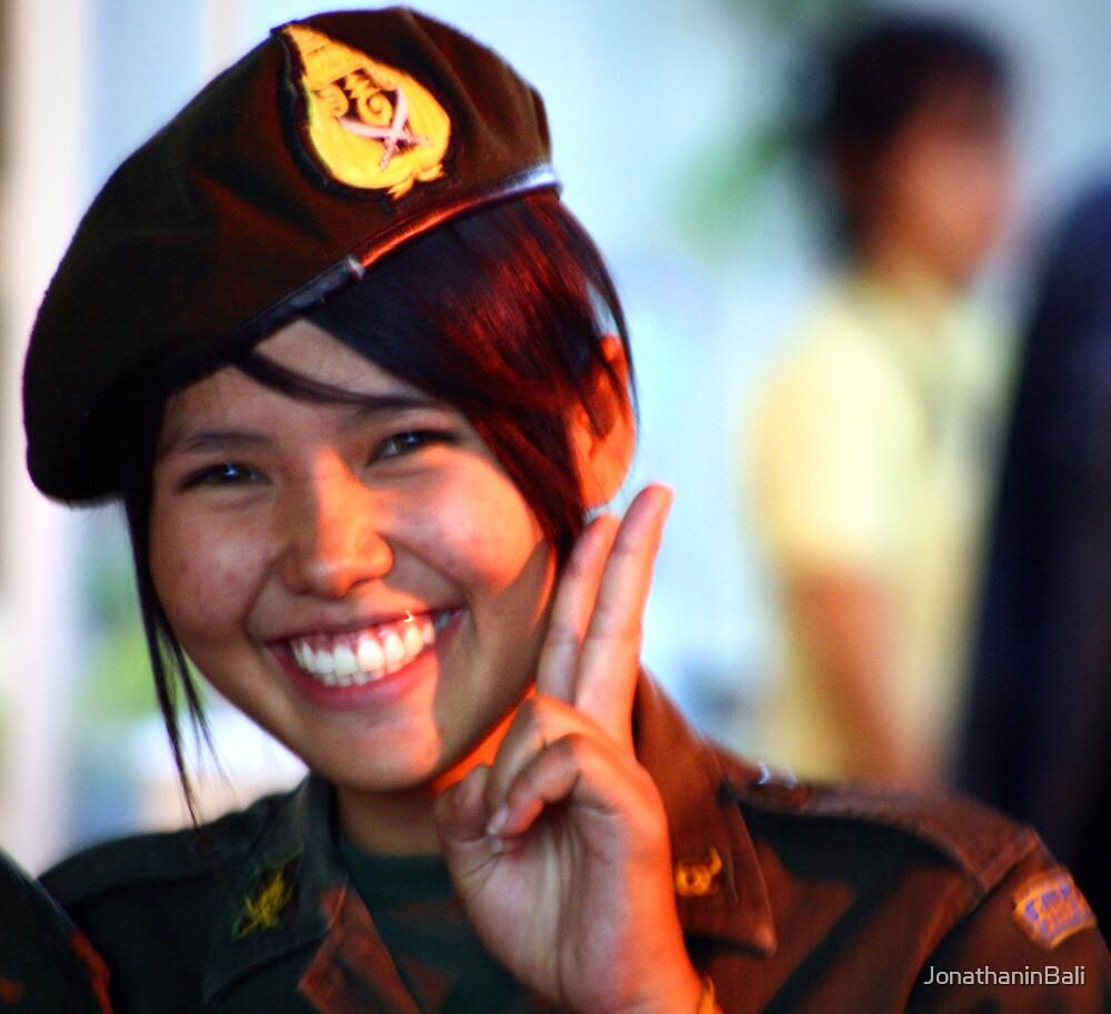 Security, Songran, Chiang Mai, Thailand by JonathaninBali