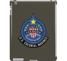 United States Colonial Marine Corps - Aliens iPad Case/Skin
