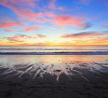 California Sunsets by Walt Conklin