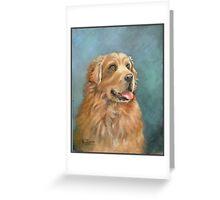 Goldie. Greeting Card