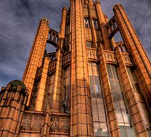 Manchester Unity Building 3 by Michael Sanders