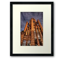Manchester Unity Building 3 Framed Print