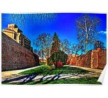 Fortress Kalemegdan Belgrade Fine Art Print Poster