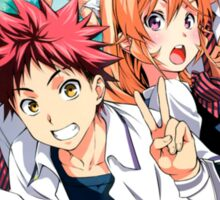 Anime: Shokugeki no Souma (Food Wars) Sticker