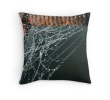 Contrasting Strengths Throw Pillow