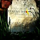 Gravestone in the spring. by oddoutlet
