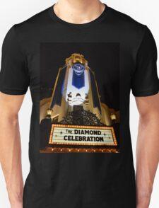 The Diamond Celebration Unisex T-Shirt