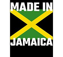 Made In Jamaica Photographic Print