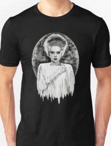 Frankenstein's Bride Unisex T-Shirt