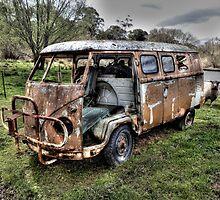Volkswagen Kombi, Central Victoria by ripphotos