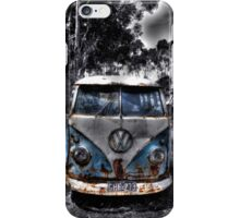 Volkswagen Kombi, Geelong iPhone Case/Skin