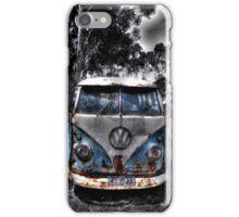Volkswagen Kombi, Geelong iPhone Case/Skin