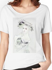 ANASTASIA Women's Relaxed Fit T-Shirt