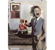 Uncle Bobs Office Party 2. iPad Case/Skin