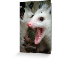 WHAT.....Monday Again?? Greeting Card