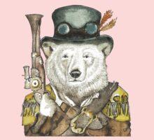 Polar Bear Warden Kids Clothes