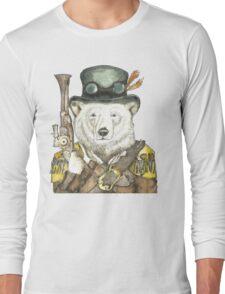 Polar Bear Warden Long Sleeve T-Shirt