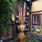 The Fantasy Garden of a Potter by HELUA
