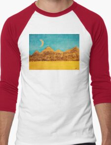 Mojave Moonrise original painting T-Shirt