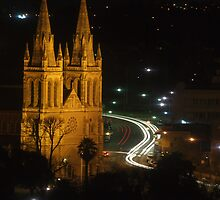 St Peter's Cathedral by Andrea Searle