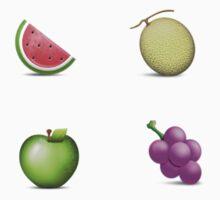 Fruit Emojis #2 by m3160