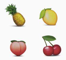 Fruit Emojis #1 by m3160