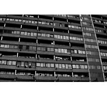 Heygate Estate Highrise, London Photographic Print