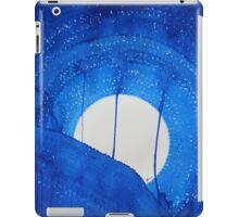 Bad Moon Rising original painting iPad Case/Skin