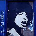 Street art, Peckham, London by sarahtoure