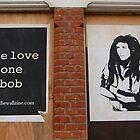 Bob in Brixton by sarahtoure