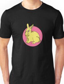 RABBIT BUNNY  PINK  Unisex T-Shirt