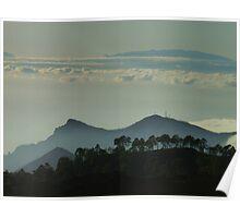 Teide National Park Poster