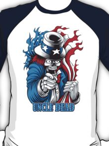Uncle Dead Sam wants You! T-Shirt