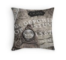 The Mystifying Oracles Throw Pillow