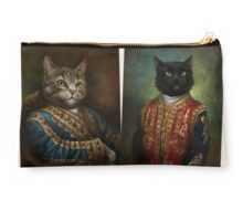 The Hermitage Court Outrunner Cat  Studio Pouch