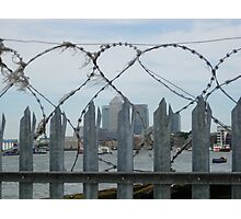 Docklands, London Photographic Print