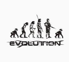 evol back by karmadesigner