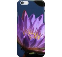 Tina Water Lily iPhone Case/Skin