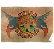 Eagle Sun Poster