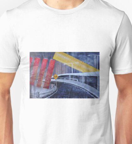 Citylink freeway, Melbourne, Australia Unisex T-Shirt