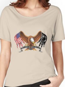 All Gave Some Some Gave All POW MIA Women's Relaxed Fit T-Shirt