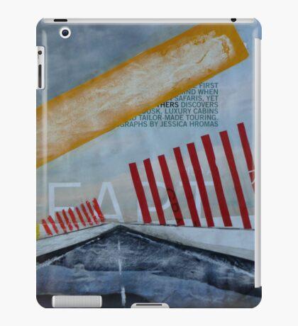 Citylink freeway, Melbourne, Australia. iPad Case/Skin