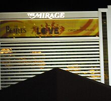 Mirage Hotel in Las Vegas by G G