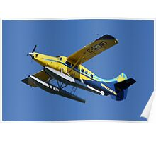 Mechanical Bird: DeHavilland DHC-3 Turbine Single Otter Poster