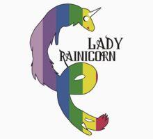 Lady Rainicorn by lancheney007