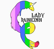 Lady Rainicorn Unisex T-Shirt