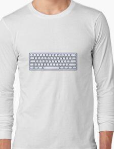 MY KEYBOARD Long Sleeve T-Shirt