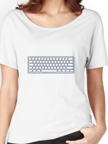 MY KEYBOARD Women's Relaxed Fit T-Shirt